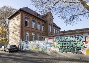 Hauptgebäude Kerschensteiner Schule Hausen