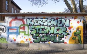 Informationen zur Kerschensteinerschule Frankfurt Hausen